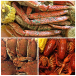 Snow Crab -Blue Crab- Crawfish