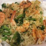 Shirley Ann Seafood Rice